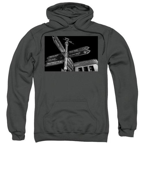 Which Way In Milwaukee? Sweatshirt
