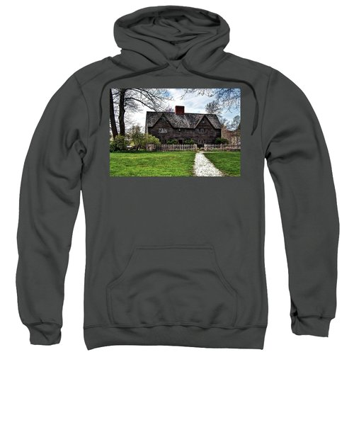 The John Whipple House In Ipswich Sweatshirt