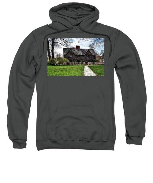 The John Whipple House In Ipswich Sweatshirt
