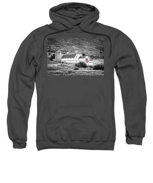 White Barn Sweatshirt