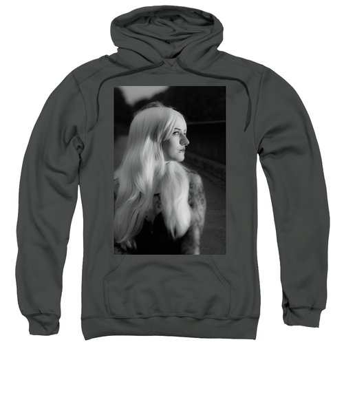 White Heat Sweatshirt