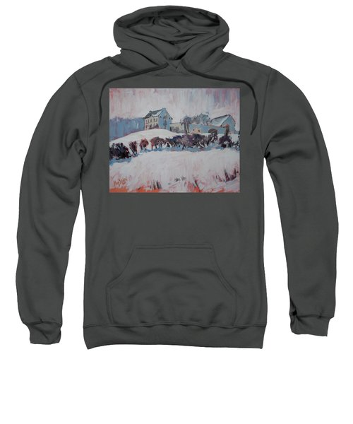 White Hill Zonneberg Maastricht Sweatshirt