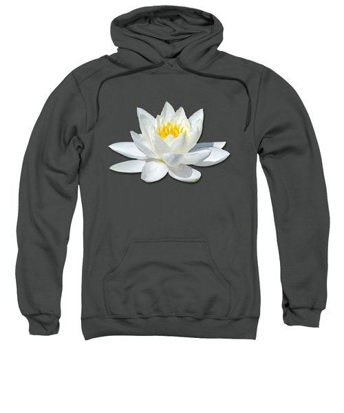 White Lily 2 Sweatshirt