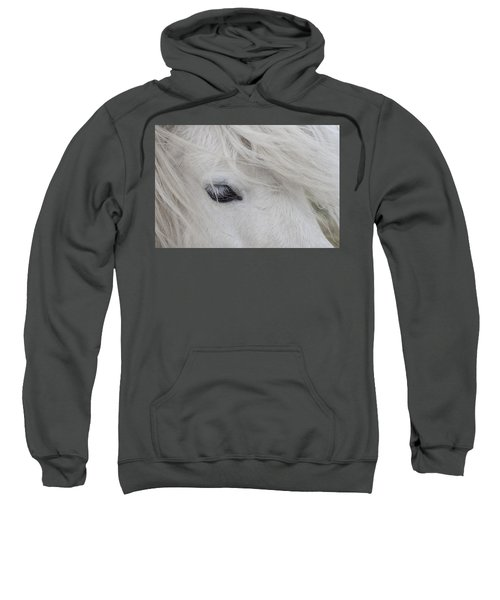 White Pony Sweatshirt