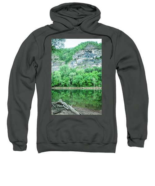 White River, Arkansas 4 Sweatshirt