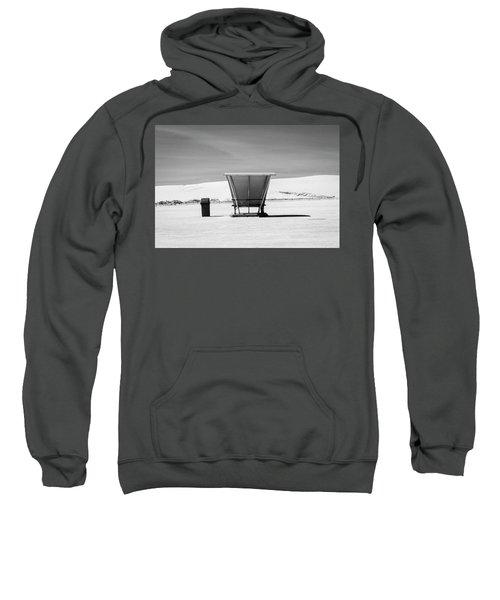 White Sands National Monument #10 Sweatshirt