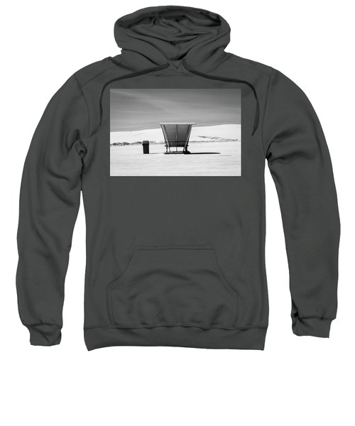 White Sands National Monument #10 Sweatshirt
