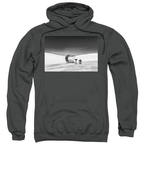 White Sands National Monument #8 Sweatshirt