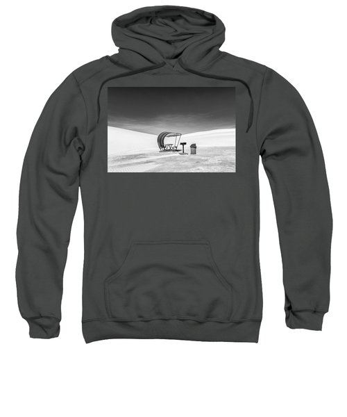 White Sands National Monument #8 Sweatshirt