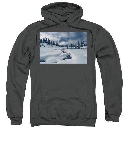 Whiteout Sweatshirt