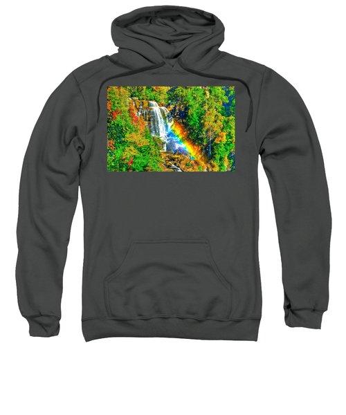 Whitewater Rainbow Sweatshirt