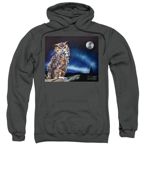 Who Doesn't Love The Night Sweatshirt