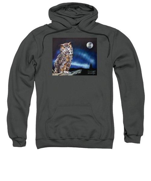 Who Doesn't Love The Night Sweatshirt