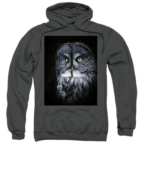 Whooo Are You Looking At? Sweatshirt