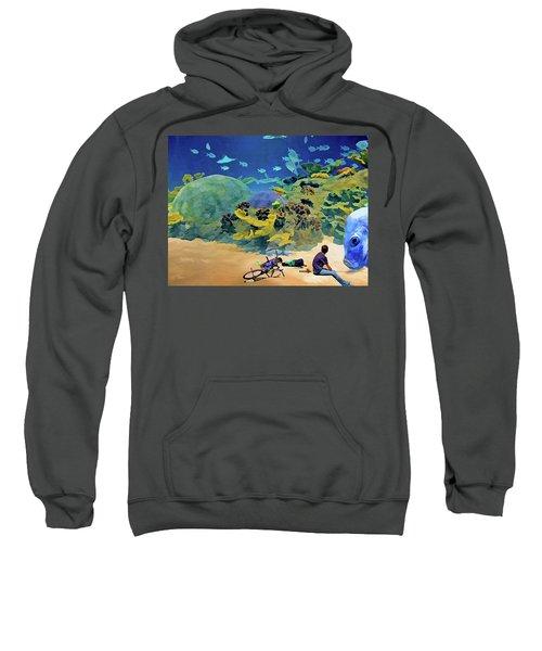 Who's Fishing? Sweatshirt