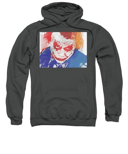 Why So Serious Sweatshirt