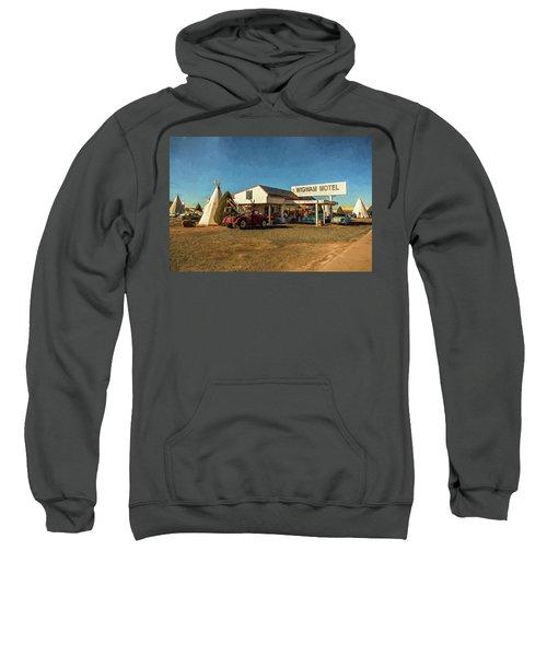 Wigwam Motel Sweatshirt
