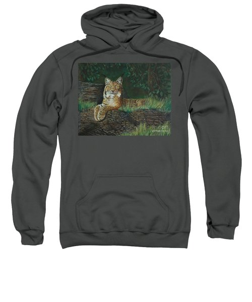 The Ever Watchful Lynx Sweatshirt