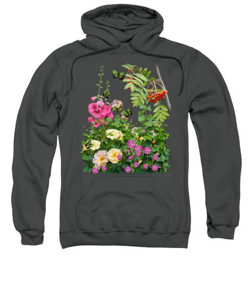 Wild Garden Sweatshirt