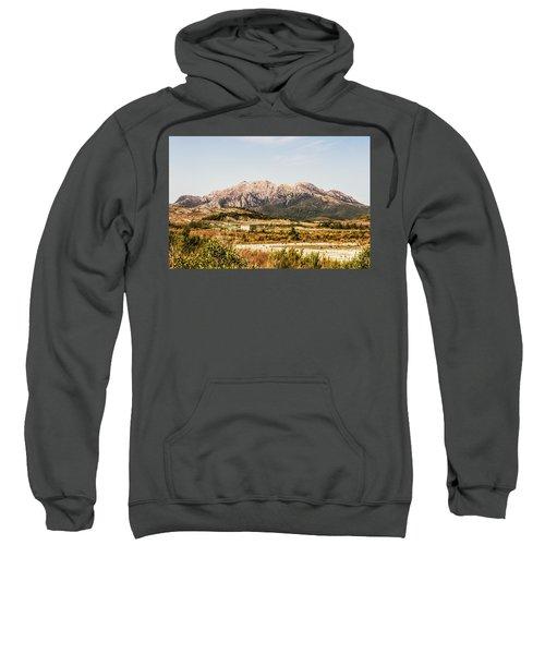Wild Mountain Range Sweatshirt