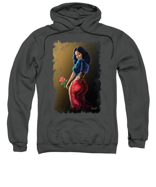 Wild Rose Sweatshirt