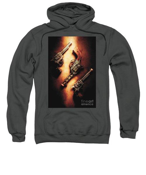 Wild West Cap Guns Sweatshirt
