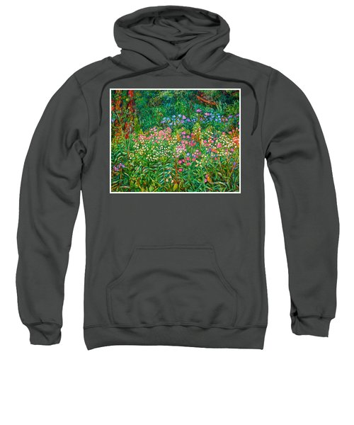 Wildflowers Near Fancy Gap Sweatshirt