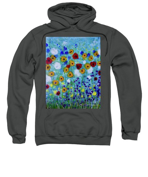 Wildflowers Never Fade Sweatshirt