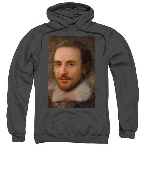 William Shakespeare Sweatshirt