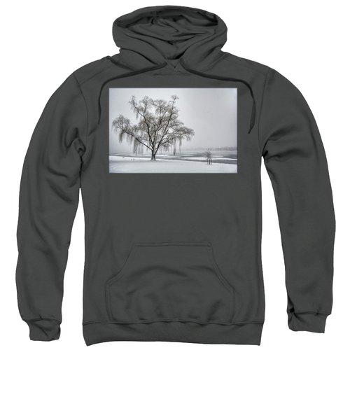 Willow In Blizzard Sweatshirt