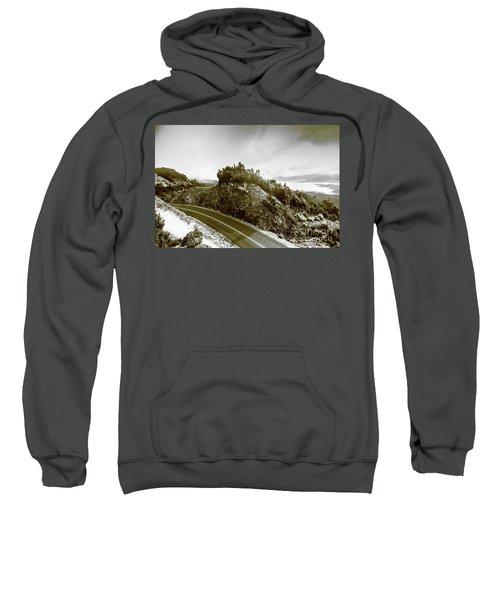 Winding Gordon River Road Sweatshirt