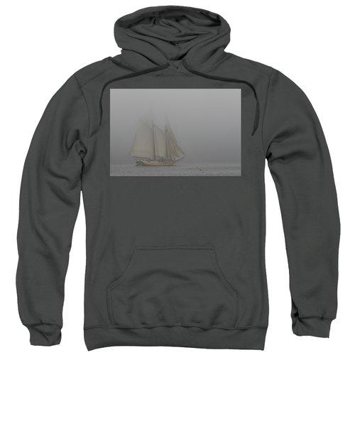 Windjammer In Fog Sweatshirt