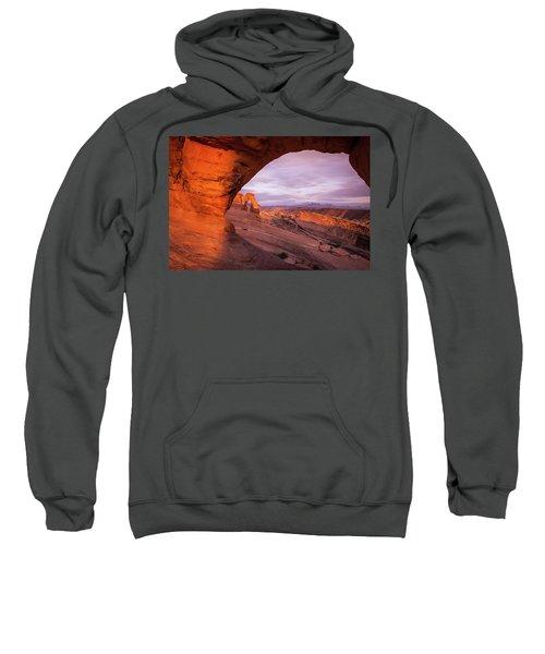 Window To Arch Sweatshirt