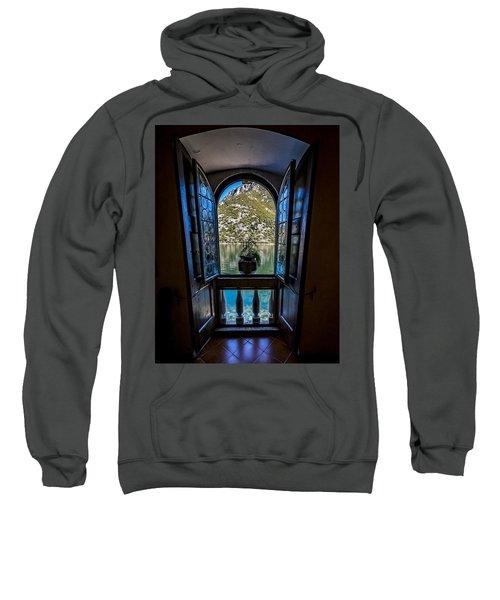 Window To The Lake Sweatshirt