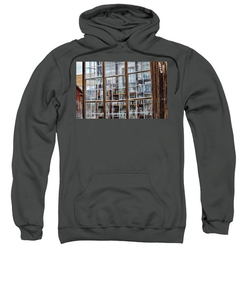 Window To The Past Sweatshirt