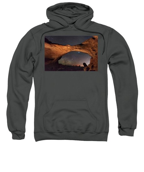 Windows To Heaven Sweatshirt