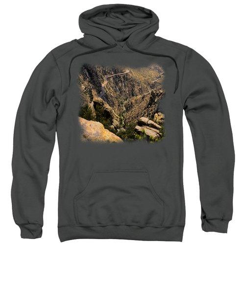 Windy Point No.9 Sweatshirt by Mark Myhaver