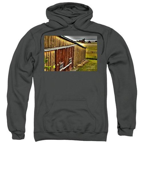 Wine Barn Sweatshirt