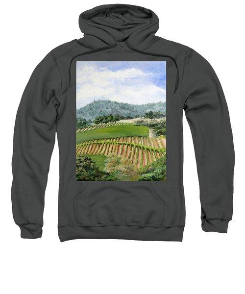 Wine Country Sweatshirt