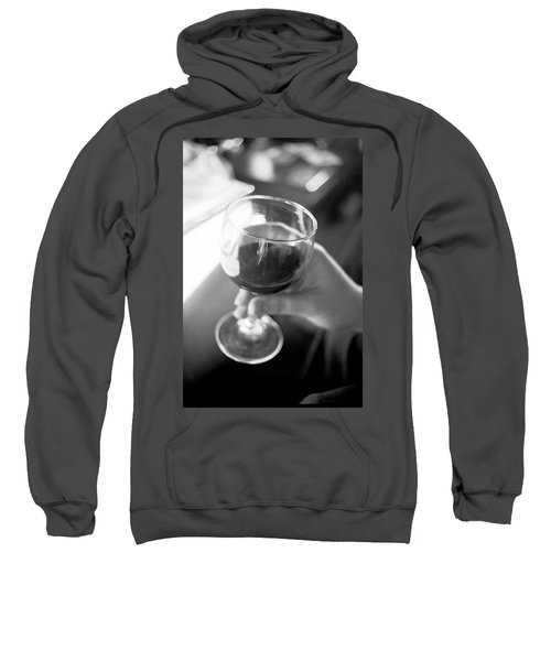 Wine In Hand Sweatshirt