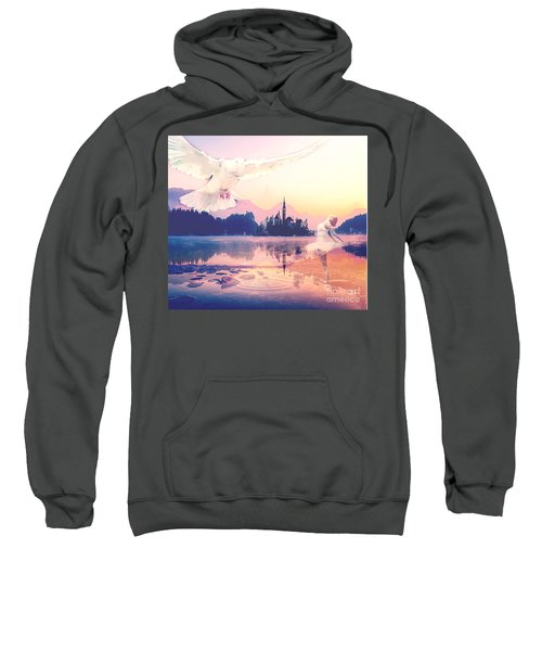Wings Of Grace Sweatshirt
