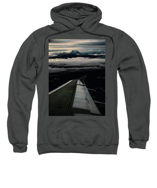 Wings Over Rainier Sweatshirt