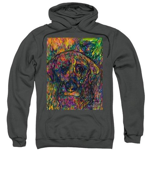 Winnie The Dog Sweatshirt