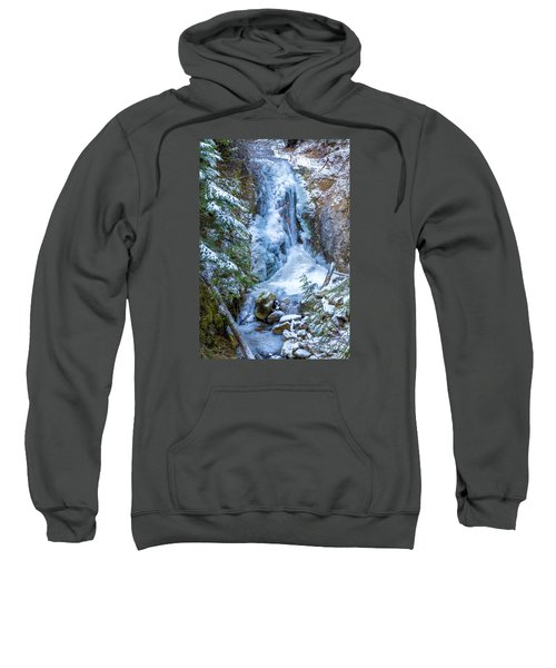 Winter Approaching Sweatshirt