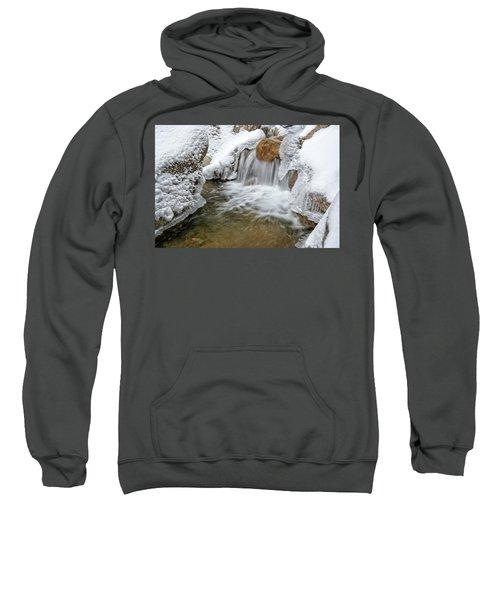Winter Cascade Nh Sweatshirt