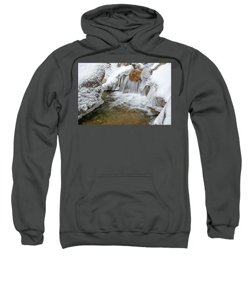 Winter Cascade Nh Sweatshirt