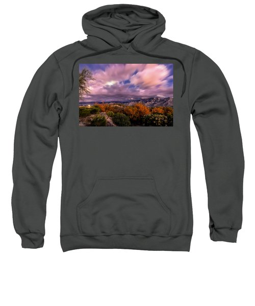 Winter Colors 25 Sweatshirt