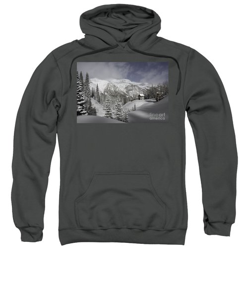 Winter Comes Softly Sweatshirt