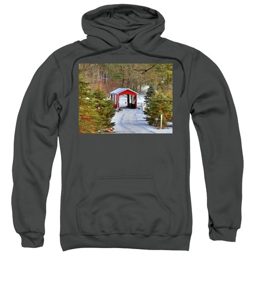 Winter Crossing Sweatshirt
