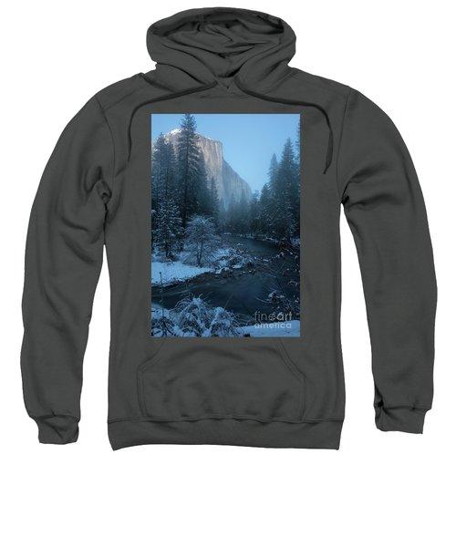 Winter El Cap  Sweatshirt